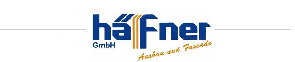 Willkommen bei der Häfner GmbH Baugruppe